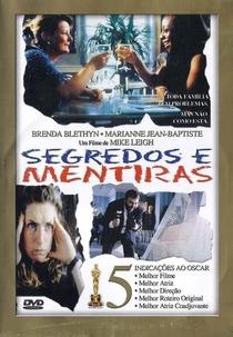 Segredos e Mentiras - Poster / Capa / Cartaz - Oficial 5