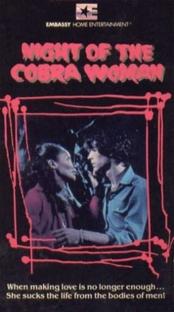 A Mulher Cobra - Poster / Capa / Cartaz - Oficial 2
