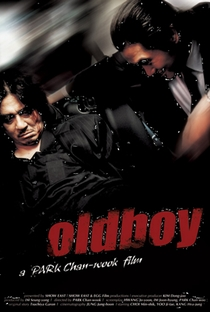 Oldboy - Poster / Capa / Cartaz - Oficial 17