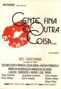Gente Fina é Outra Coisa - Poster / Capa / Cartaz - Oficial 2