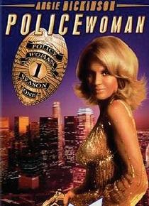 Police Woman (1ª Temporada) - Poster / Capa / Cartaz - Oficial 2