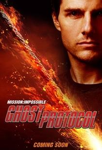 Missão: Impossível - Protocolo Fantasma - Poster / Capa / Cartaz - Oficial 5