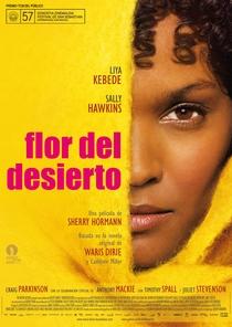 Flor do Deserto - Poster / Capa / Cartaz - Oficial 6