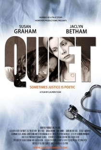 Quiet - Poster / Capa / Cartaz - Oficial 1