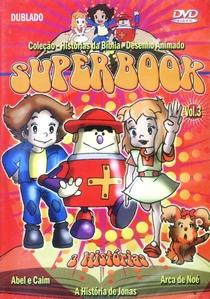 Superbook - Volume III - Poster / Capa / Cartaz - Oficial 1