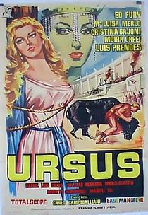 Ursus - Poster / Capa / Cartaz - Oficial 2