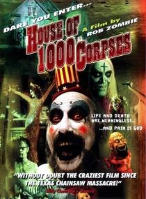 A Casa dos 1000 Corpos - Poster / Capa / Cartaz - Oficial 3