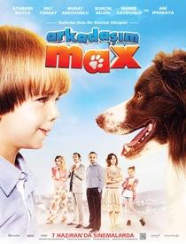 Meu amigo Max - Poster / Capa / Cartaz - Oficial 1