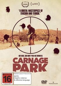 Carnage Park - Poster / Capa / Cartaz - Oficial 5