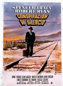 Conspiração de Silêncio - Poster / Capa / Cartaz - Oficial 2