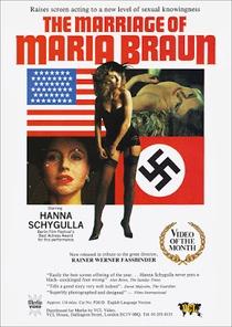 O Casamento de Maria Braun - Poster / Capa / Cartaz - Oficial 9