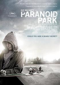 Paranoid Park - Poster / Capa / Cartaz - Oficial 2