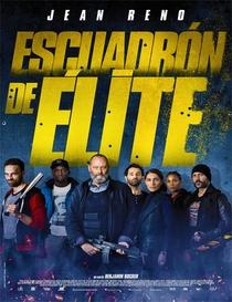 Esquadrão de Elite - Poster / Capa / Cartaz - Oficial 3