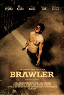 Brawler – Duelo de Sangue - Poster / Capa / Cartaz - Oficial 1