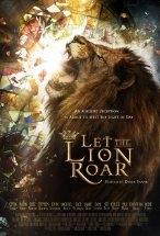 Let the Lion Roar - Poster / Capa / Cartaz - Oficial 1