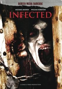 Infected - Poster / Capa / Cartaz - Oficial 1