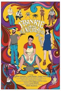 Frankie na Cagadalândia - Poster / Capa / Cartaz - Oficial 1
