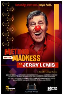 Jerry Lewis - Loucura e Método - Poster / Capa / Cartaz - Oficial 1