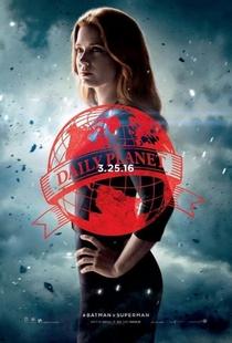 Batman vs Superman - A Origem da Justiça - Poster / Capa / Cartaz - Oficial 16