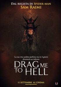 Arraste-me para o Inferno - Poster / Capa / Cartaz - Oficial 3