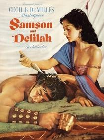 Sansão e Dalila - Poster / Capa / Cartaz - Oficial 3
