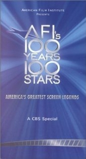 AFI's 100 Years... 100 Stars: America's Greatest Screen Legends - Poster / Capa / Cartaz - Oficial 1