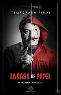 La Casa de Papel (Parte 2) - Poster / Capa / Cartaz - Oficial 4