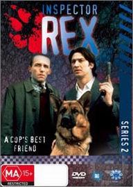 Rex (2ª Temporada) - Poster / Capa / Cartaz - Oficial 1