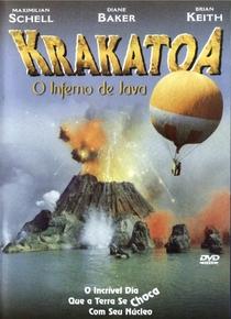 Krakatoa - O Inferno de Java - Poster / Capa / Cartaz - Oficial 4