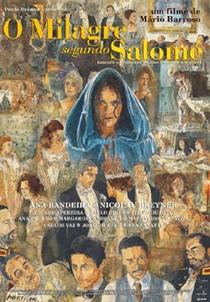 Milagre Segundo Salomé - Poster / Capa / Cartaz - Oficial 1