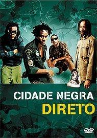 Cidade Negra - Direto - Poster / Capa / Cartaz - Oficial 1