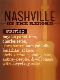 Nashville: On The Record - Poster / Capa / Cartaz - Oficial 1