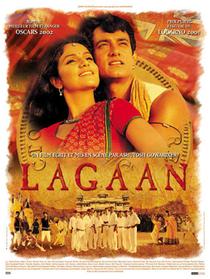 Lagaan: Era uma Vez na Índia - Poster / Capa / Cartaz - Oficial 2