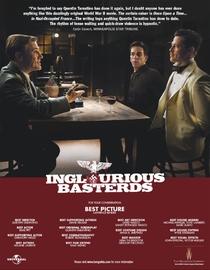 Bastardos Inglórios - Poster / Capa / Cartaz - Oficial 22