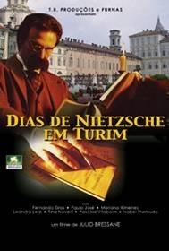 Dias de Nietzsche em Turim - Poster / Capa / Cartaz - Oficial 1