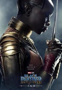 Pantera Negra - Poster / Capa / Cartaz - Oficial 15