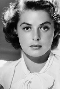 Ingrid Bergman (I) - Poster / Capa / Cartaz - Oficial 13