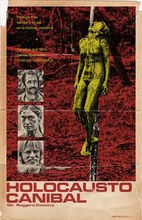 Holocausto Canibal - Poster / Capa / Cartaz - Oficial 7
