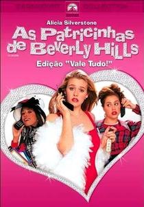As Patricinhas de Beverly Hills - Poster / Capa / Cartaz - Oficial 4