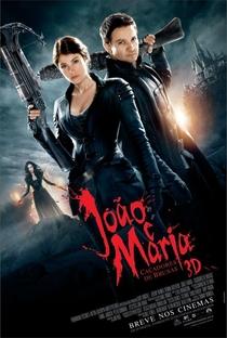 João e Maria: Caçadores de Bruxas - Poster / Capa / Cartaz - Oficial 3