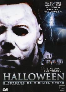 Halloween 4: O Retorno de Michael Myers - Poster / Capa / Cartaz - Oficial 1