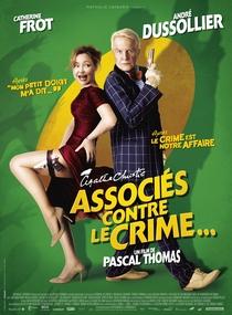 Associés contre le crime - Poster / Capa / Cartaz - Oficial 1