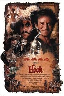 Hook: A Volta do Capitão Gancho - Poster / Capa / Cartaz - Oficial 1
