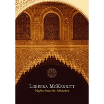 Loreena McKennitt Nights from the Alhambra - Poster / Capa / Cartaz - Oficial 1