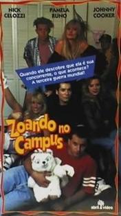 Zoando no Campus - Poster / Capa / Cartaz - Oficial 1