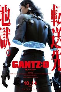 Gantz:O - Poster / Capa / Cartaz - Oficial 2