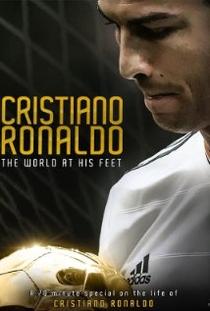 Cristiano Ronaldo: O Mundo Aos Seus Pés - Poster / Capa / Cartaz - Oficial 1