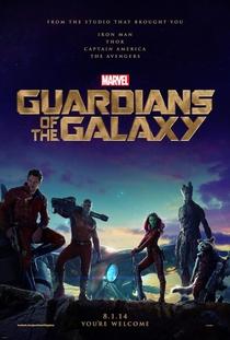 Guardiões da Galáxia - Poster / Capa / Cartaz - Oficial 6