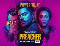 Preacher (2ª Temporada) - Poster / Capa / Cartaz - Oficial 2