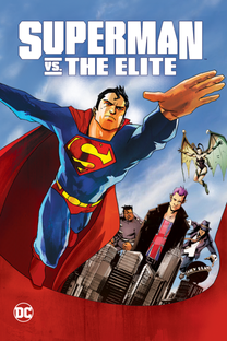 Superman Contra a Elite - Poster / Capa / Cartaz - Oficial 2